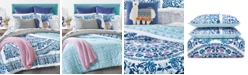 Martha Stewart Collection Valencia Mandala Bedding Collection, Created for Macy's