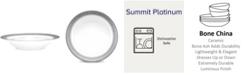 """Noritake Summit Platinum Fruit Bowl ,6"""", 5 Oz."""