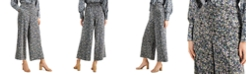 INC International Concepts INC Printed Wide-Leg Pants, Created for Macy's