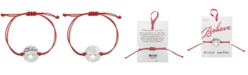 Macy's Make-A-Wish Believe Slider Bracelet, $2 Donation to Make-A-Wish from each purchase