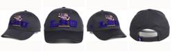 Top of the World LSU Tigers Charcoal Teamwork Snapback Cap
