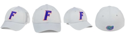 Top of the World Florida Gators Light Gray Rails Flex Cap