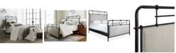 Furniture Portos Metal Bedroom Furniture Collection