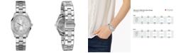 Caravelle  Women's Stainless Steel Bracelet Watch 28mm