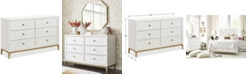 Furniture Rachael Ray Chelsea Kids 6-Drawer Dresser