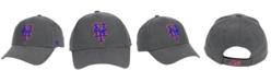 '47 Brand New York Mets Charcoal MVP Cap
