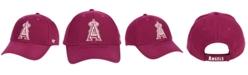 '47 Brand Los Angeles Angels Cardinal MVP Cap