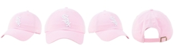 '47 Brand Chicago White Sox Pink CLEAN UP Cap