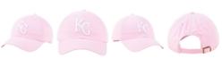 '47 Brand Kansas City Royals Pink CLEAN UP Cap