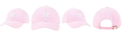 '47 Brand New York Mets Pink CLEAN UP Cap