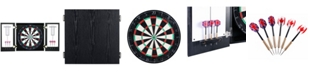 Blue Wave Winchester Dartboard and Cabinet Set
