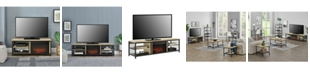Ameriwood Home  Lone Oak TV Stand Collection