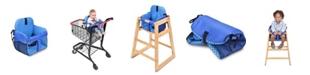 3 Stories Trading Momogo Baby Seat Insert, Diamond