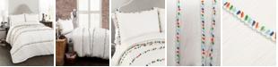 Lush Decor Boho Tassel 3-Pc. King Comforter Set