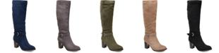 Journee Collection Women's Comfort Extra Wide Calf Joelle Boot