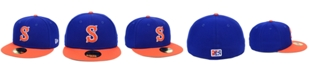 New Era Syracuse Mets AC 59FIFTY Fitted Cap