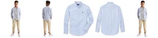 Polo Ralph Lauren Big Boys Cotton Poplin Sport Shirt