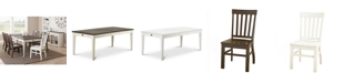 Furniture Cayman Dining Room Set Collection