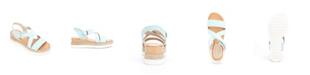 Kenneth Cole New York Women's Jules Platform X Band Sandals