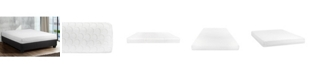 "Primo International Primo Tallie Deluxe 8"" Gel Memory Foam Cushion Firm Mattress - Twin"