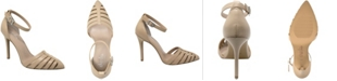 CHARLES by Charles David Playful Two-Piece Pumps