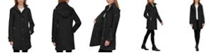 Calvin Klein Hooded Raincoat