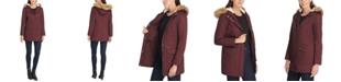 Levi's Trendy Plus Size Faux-Fur-Trim Parka