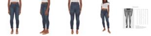 Lola Jeans Women's Mid-Rise Skinny Jeans