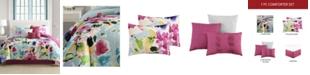 Riverbrook Home Addy Comforter with 5 Bonus Pieces Set, Queen