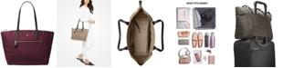 Michael Kors Kelsey Large Top-Zip Tote
