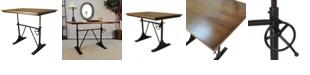 Carolina Classics Houseman Adjustable Table
