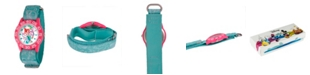 ewatchfactory Disney Ariel Girls' Plastic Time Teacher Watch