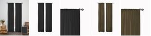 "Pairs To Go Cadenza 80"" x 63"" Microfiber Panel Pair"