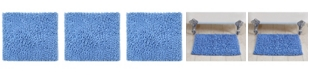 Better Trends Loopy Chenille Bath Rug