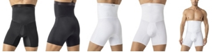 LEO High Waist Stomach Shaper With Boxer