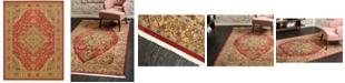 """Bridgeport Home Harik Har9 Red 12' 2"""" x 16' Area Rug"""