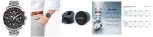 Citizen Eco-Drive Men's Analog-Digital Promaster Skyhawk A-T Titanium Bracelet Watch 45mm