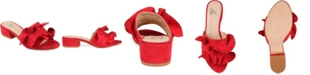 Journee Collection Women's Sabica Mules