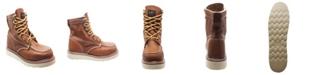 "AdTec Men's 6"" Moc Toe Work Boot"