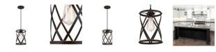 Westinghouse Lighting Isadora One-Light Indoor Mini Pendant
