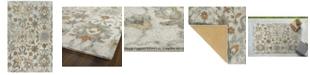 Kaleen Zocalo ZOC05-77 Silver 8' x 10' Area Rug