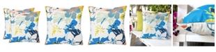 Homey Cozy Outdoor Pillow, Becky - Set of 2