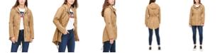 Levi's Women's Hooded Utility Jacket