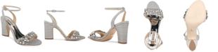 Badgley Mischka Jill Evening Sandals