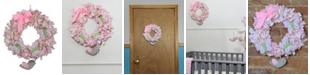 3 Stories Trading Baby Decorative Nursery Wreath