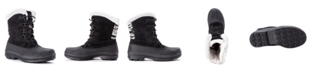 Propet Women's Lumi Tall Lace Water Resistant Cold Weather Boots