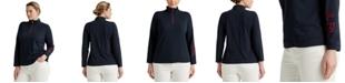 Lauren Ralph Lauren Plus Size Quarter-Zip