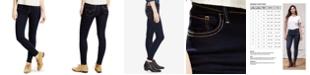Levi's Women's 710 Super Skinny Jeans in Long Length