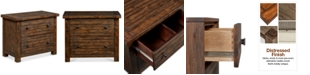 Furniture Ember Home Office Lateral File Cabinet