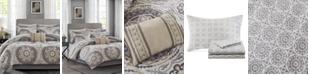Madison Park Serenity 9-Pc. Full Comforter Set